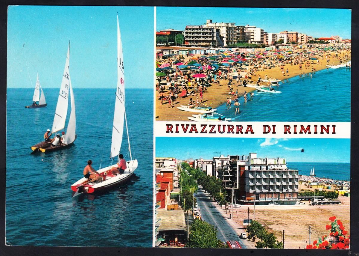 Cartolina Rivazzurra